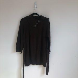 Debbie Morgan Sweater Dress